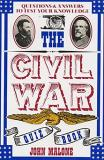 Bill Adler Civil War Quiz Book