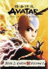 Book 2 Earth 1 Avatar Last Airbender