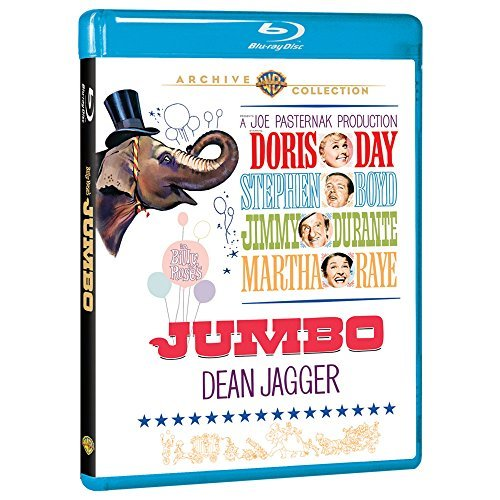 Billy Rose's Jumbo Jagger Raye Day Boyd Blu Ray Mod This Item Is Made On Demand Could Take 2 3 Weeks For Delivery