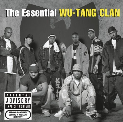 Wu Tang Clan Essential Wu Tang Clan Explicit Version 2 CD