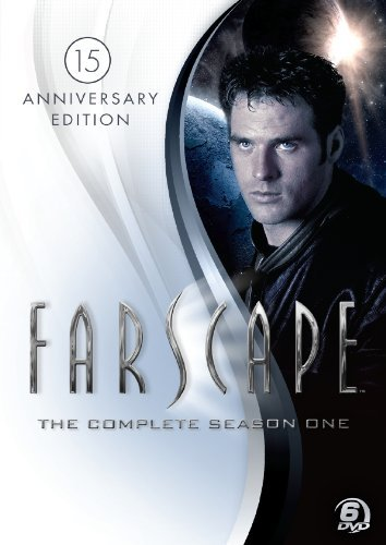 Farscape Season 1 15th Anniversary Edition DVD Tvma Ws