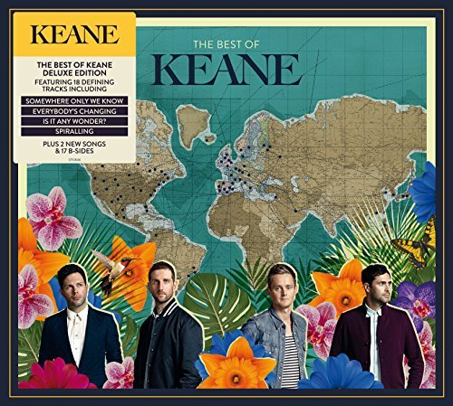 Keane Best Of Keane (deluxe Edition) Deluxe Ed. 2 CD