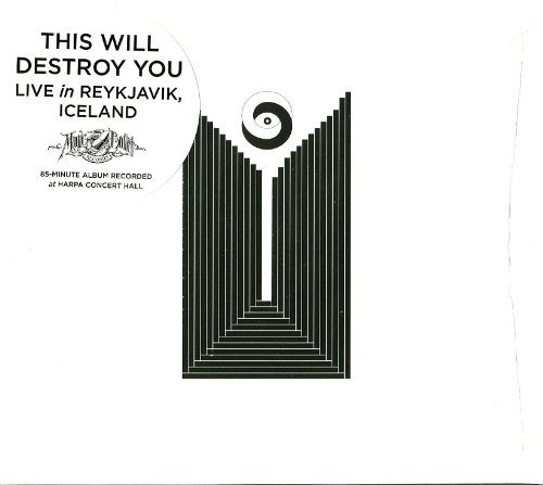 This Will Destroy You Live In Iceland 2 CD