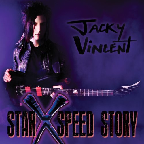Jacky Vincent Star X Speed Story