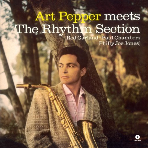 Art Pepper Meets The Rhythm Section Import Esp