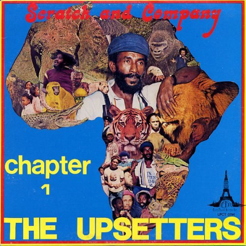 Perry Lee Scratch & Upsetters Chapter 1 10 Inch Vinyl Lmtd Ed. Colored Vinyl
