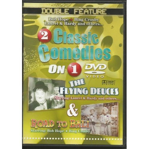 Flying Deuces Road To Bali Classic Comedies