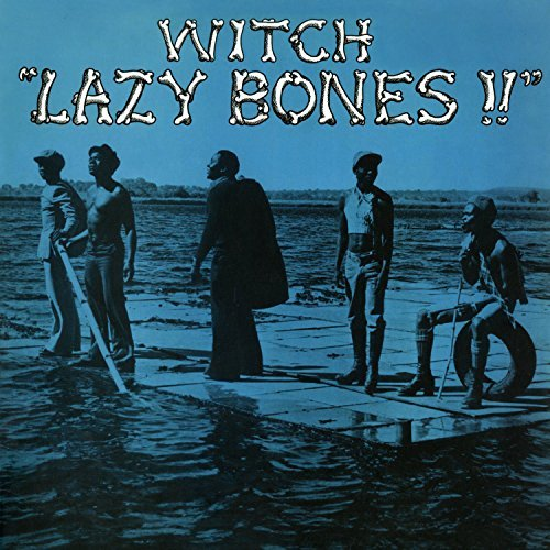 Witch Lazy Bones