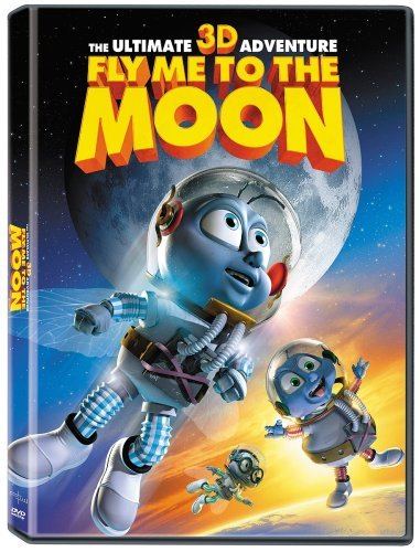 Fly Me To The Moon 3d 3d