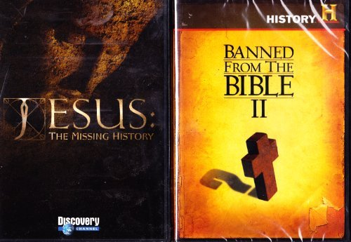 The History Channel Banned From The Bible Ii Jes