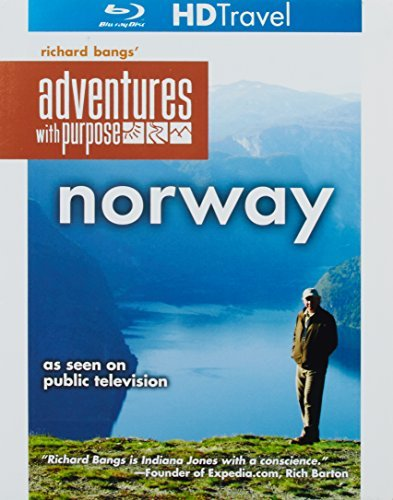 Norway Adventures With Purpose Blu Ray Ws Nr