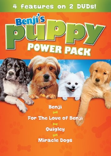 Benjis Puppy Power Pack Benjis Puppy Power Pack Nr 2 DVD