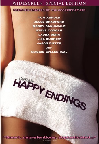 Lisa Kudrow Steve Coogan Maggie Gyllenhaal Don Roo Happy Endings (widescreen Special Edition)