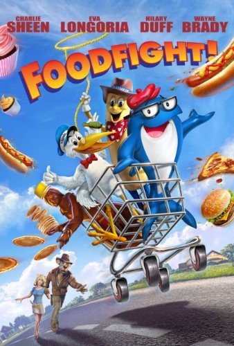 Foodfight! Foodfight! Pg