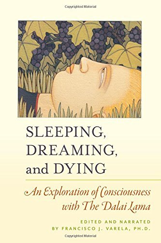 Dalai Lama Sleeping Dreaming And Dying An Exploration Of Consciousness