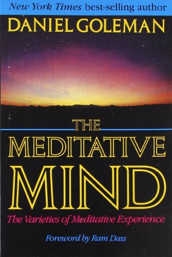 Daniel Goleman The Meditative Mind