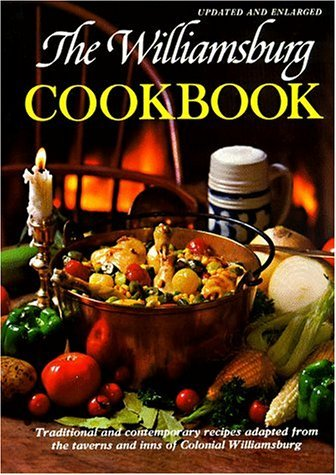 Letha Booth Williamsburg Cookbook