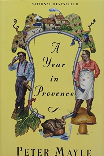 Judith Clancy Peter Mayle A Year In Provence