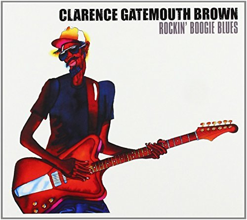 Clarence Gatemouth Brown Rockin' Boogie Blues