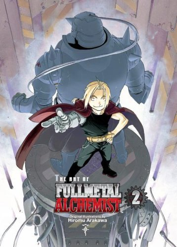 Hiromu Arakawa The Art Of Fullmetal Alchemist 2