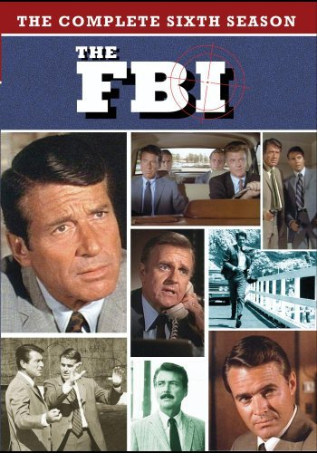 Fbi Season 6 DVD Mod This Item Is Made On Demand Could Take 2 3 Weeks For Delivery