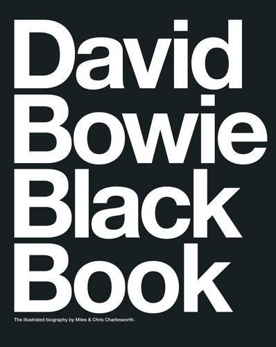 Barry Miles David Bowie Black Book