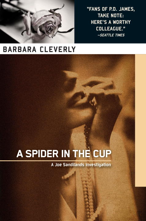 Barbara Cleverly A Spider In The Cup