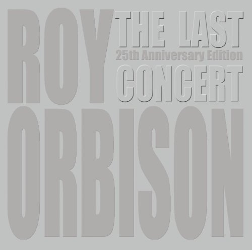 Roy Orbison Last Concert (cd Dvd) Incl. DVD