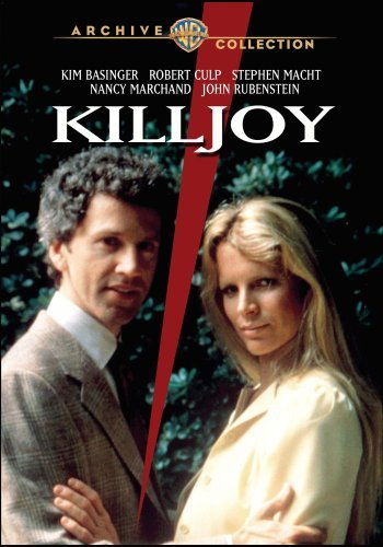 Killjoy (1981) Basinger Culp Macht Machhand DVD Mod This Item Is Made On Demand Could Take 2 3 Weeks For Delivery