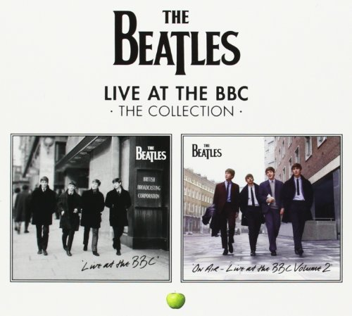 Beatles Live At The Bbc The Collection 4cd Includes Vol. 1 And Vol. 2