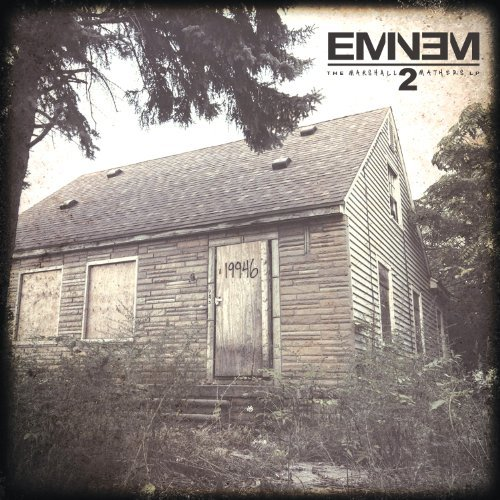 Eminem Marshall Mathers Lp2 Clean