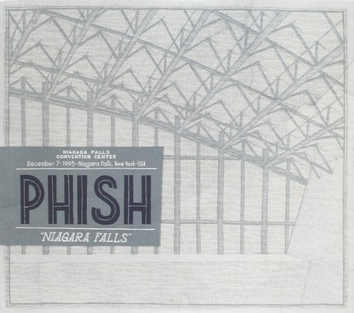Phish Niagara Falls 12 7 1995 3 CD