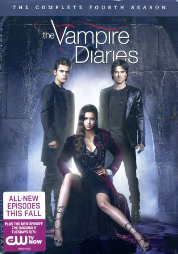 Vampire Diaries Complete Four Vampire Diaries Complete Four 0526 Whv