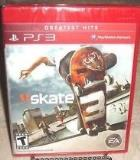 Skate Playstation 3 Game Ps3 Greatest Hits