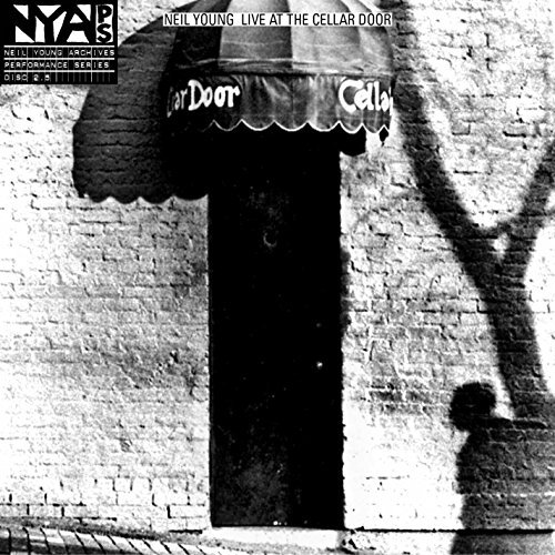 Neil Young Live At The Cellar Door 180gm Vinyl