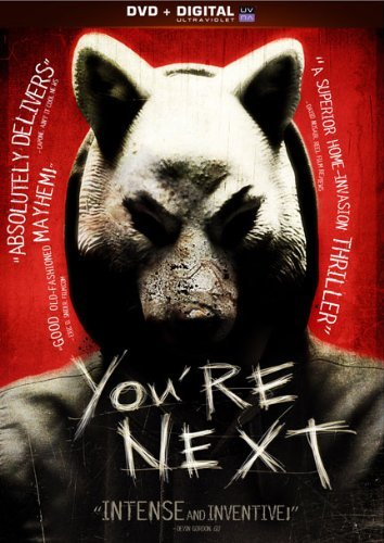 You're Next Vinson Tucci Glenn Swanberg DVD Dc R
