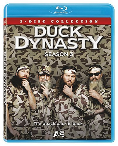 Duck Dynasty Season 3 Blu Ray Tvpg