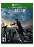 Xbox One Final Fantasy Xv (day 1 Edition)