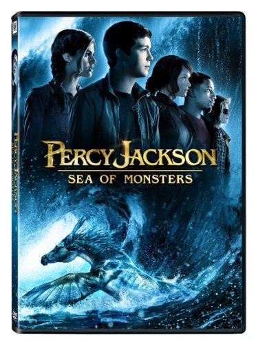Percy Jackson Sea Of Monsters Lerman Daddario Jackson DVD Ws Pg