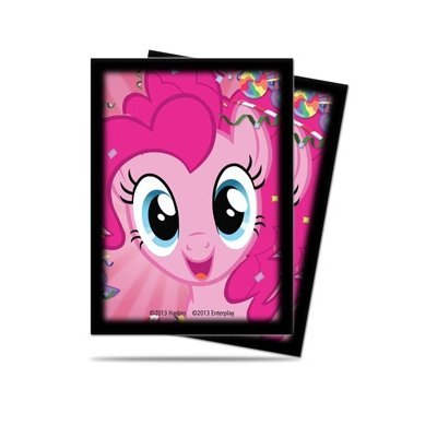 Card Sleeves Mlp Pinkie Pie 65 Pack