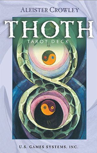 Aleister Crowley Thoth Tarot Cards Premier