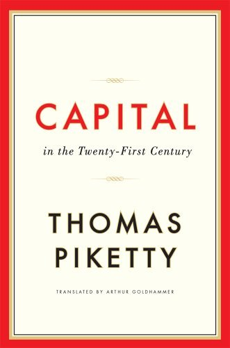 Thomas Piketty Capital In The Twenty First Century