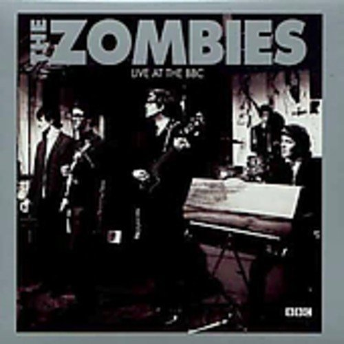 Zombies Live At The Bbc Import Eu