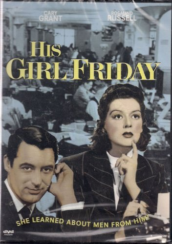 His Girl Friday His Girl Friday Clr Nr