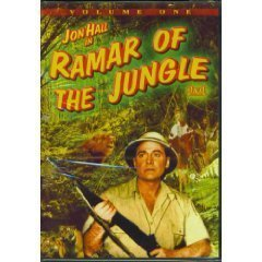 Ramar Of The Jungle Vol. 1
