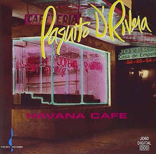 Paquito D'Rivera/Havana Cafe@.