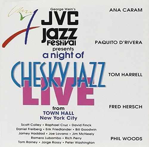 Jvc Jazz Festival-Night Of/Jvc Jazz Festival-Night Of Che@D'Riveria/Caram/Harrell/Woods@Hersch