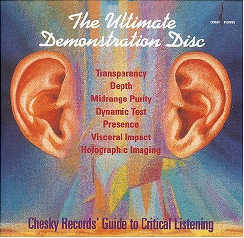 Ultimate Demo Disc Ultimate Demo Disc .