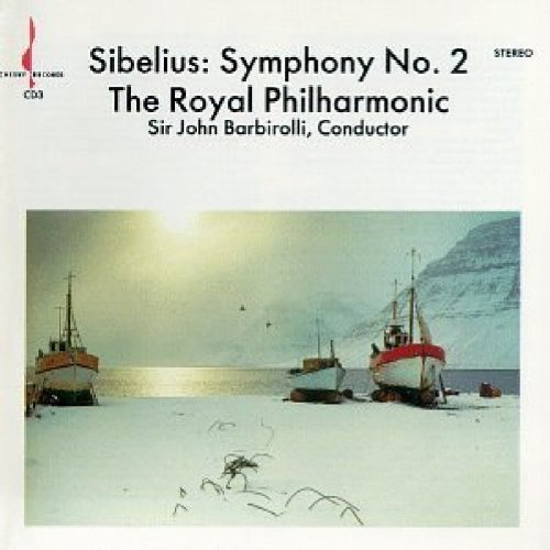 J. Sibelius Symphony No. 2 Barbirolli Royal Po
