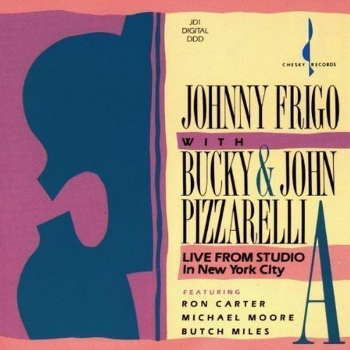 Frigo Pizzarelli Bros. Live From Studio A' In Nyc